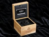 custom wood watch box