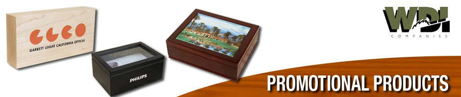 WDI Wooden Promotional Items Customized to Your Requirements