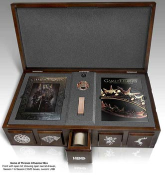 Game of Thrones - Influencer Box