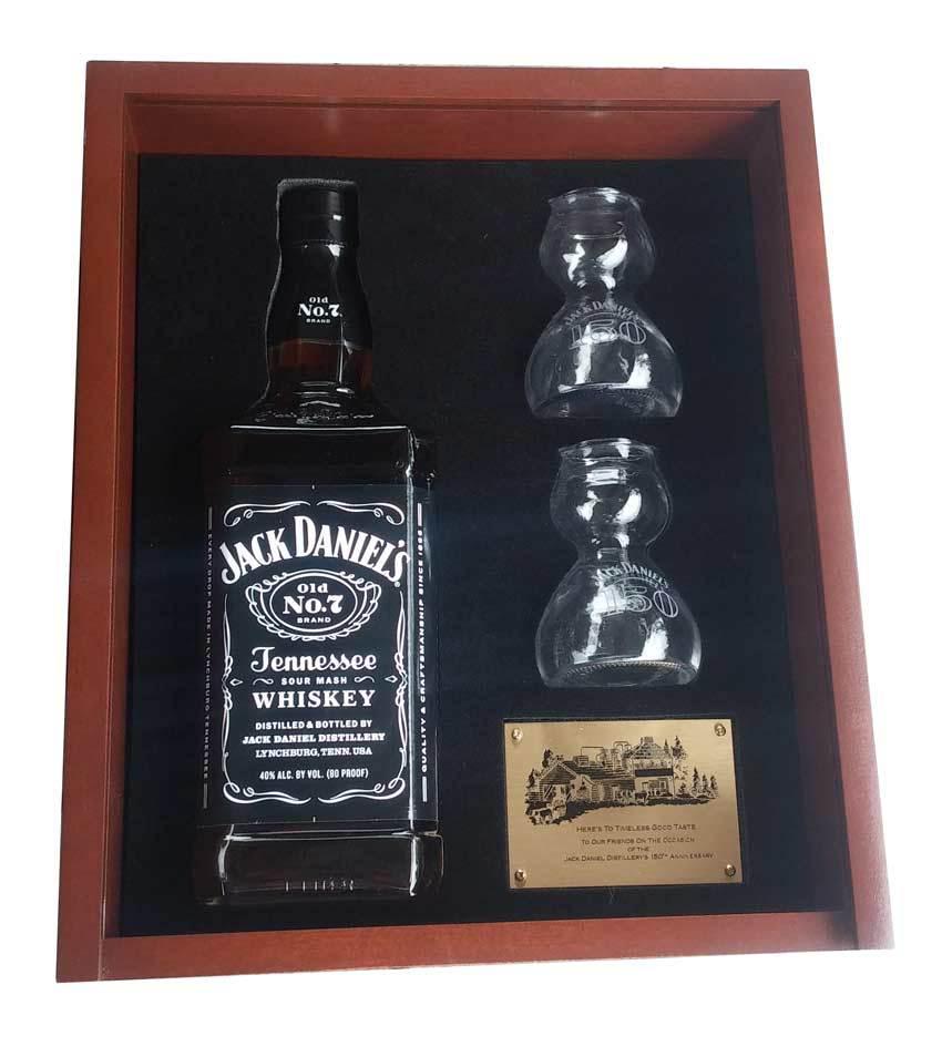 Jack Daniels 150th Anniversary Gift Set