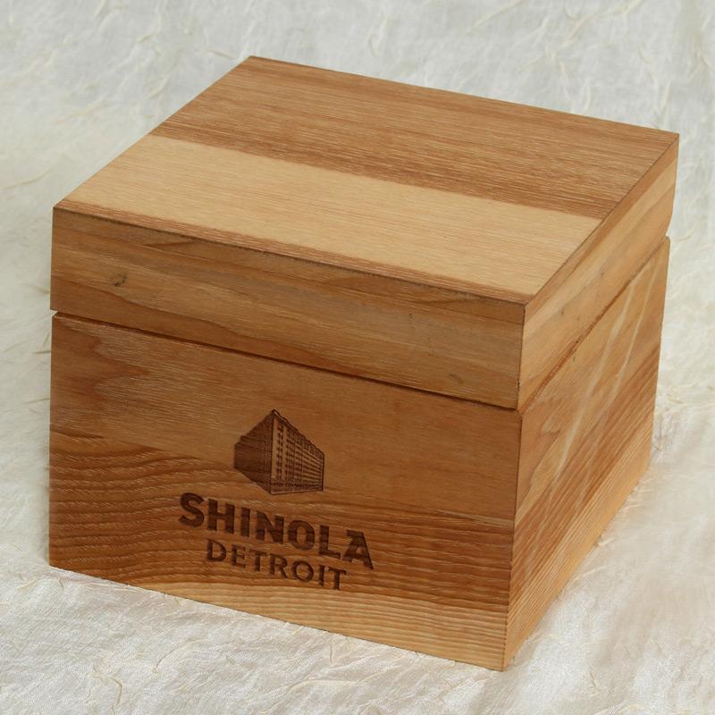 Shinola Watch Box